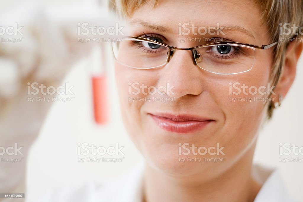 Laboratory royalty-free stock photo