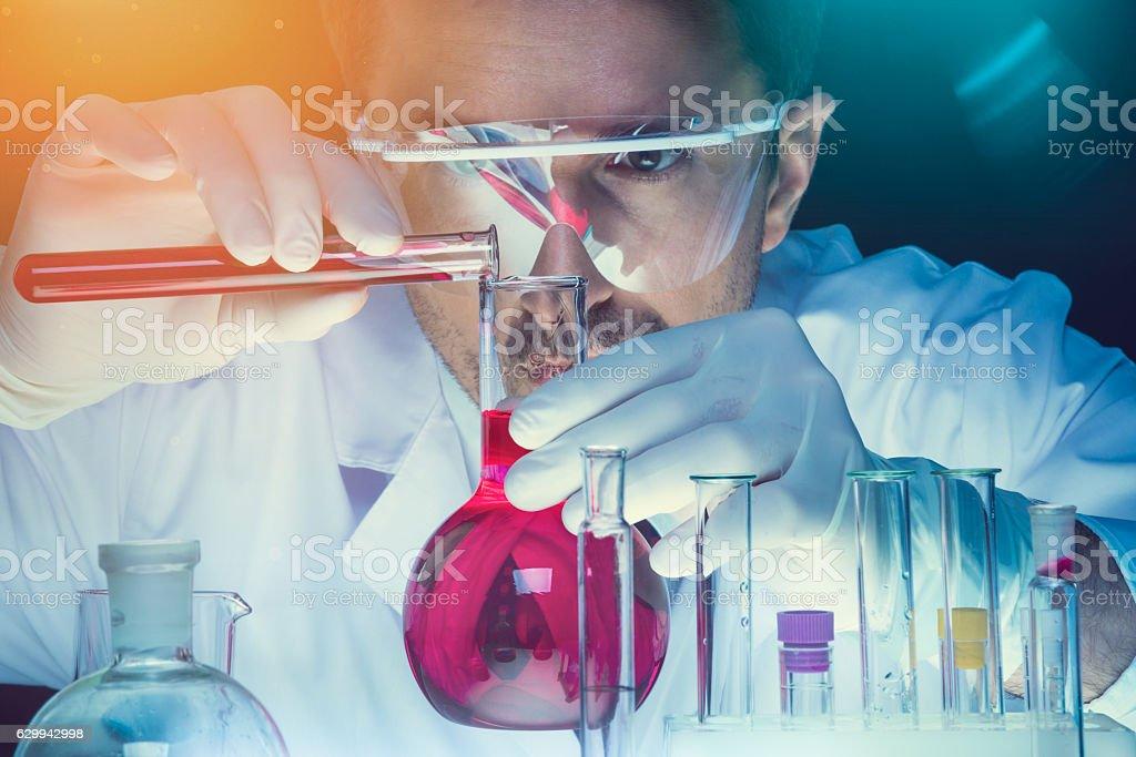 Laboratório  - foto de acervo