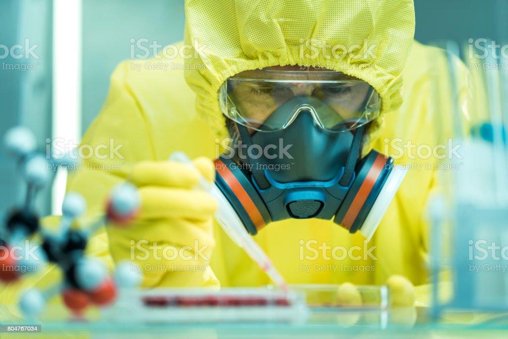 Laboratory stock photo