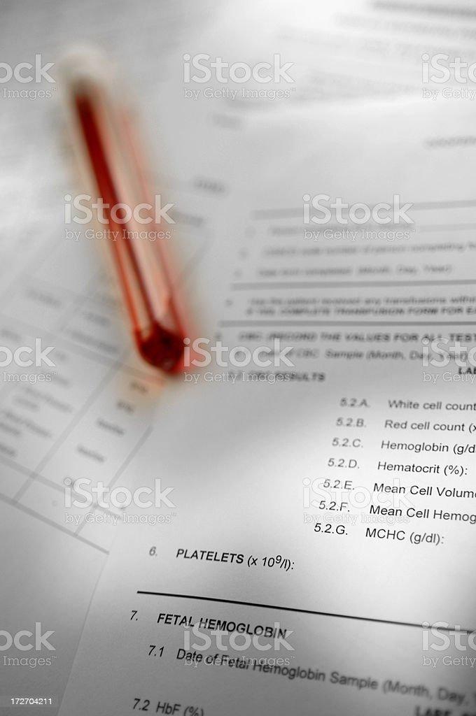 laboratory series stock photo