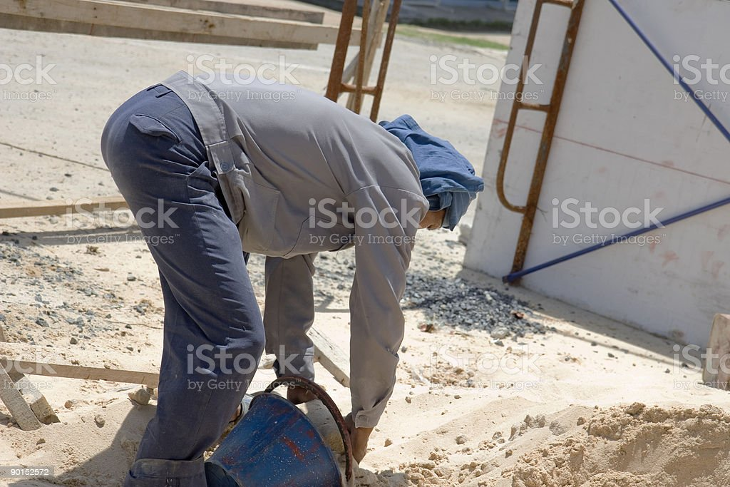 labour royalty-free stock photo