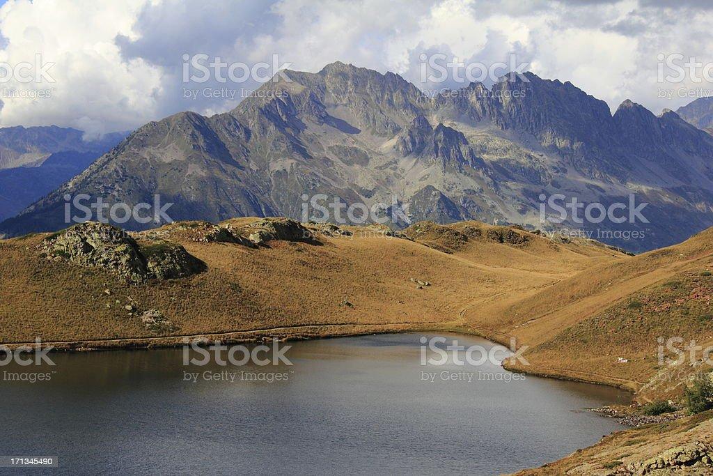 Lac Noir Alpe d'Huez foto