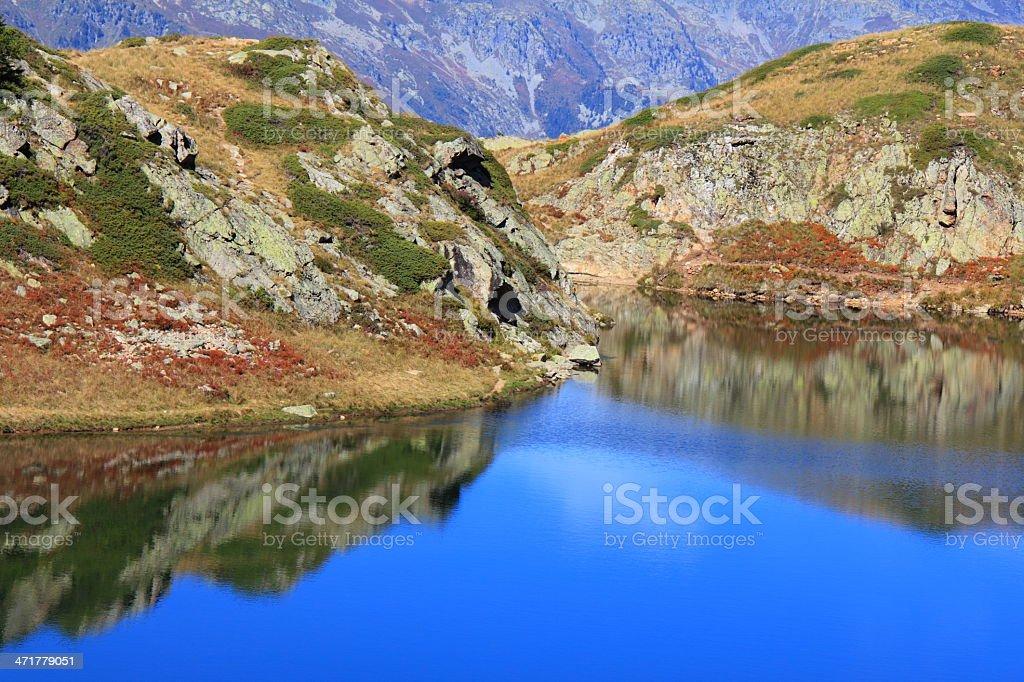 Lac Noir -  Alpe d'Huez foto