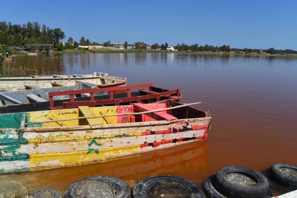 Lac Rose, Senegal – Foto