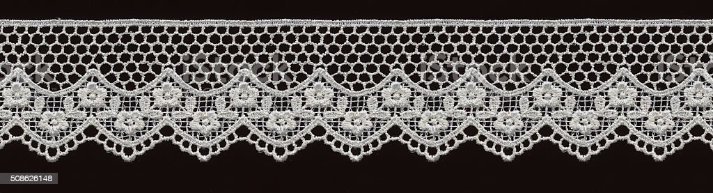 lace band stock photo