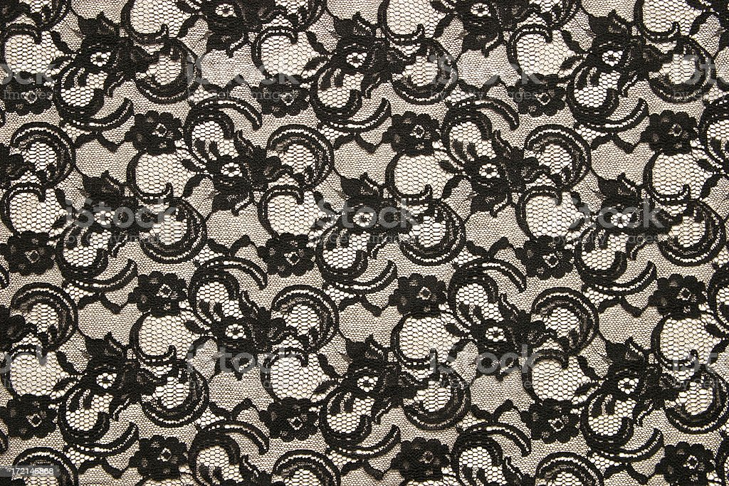 Lace pattern 2 royalty-free stock photo