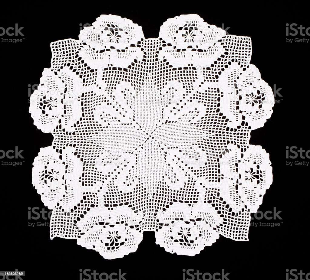 Lace royalty-free stock photo