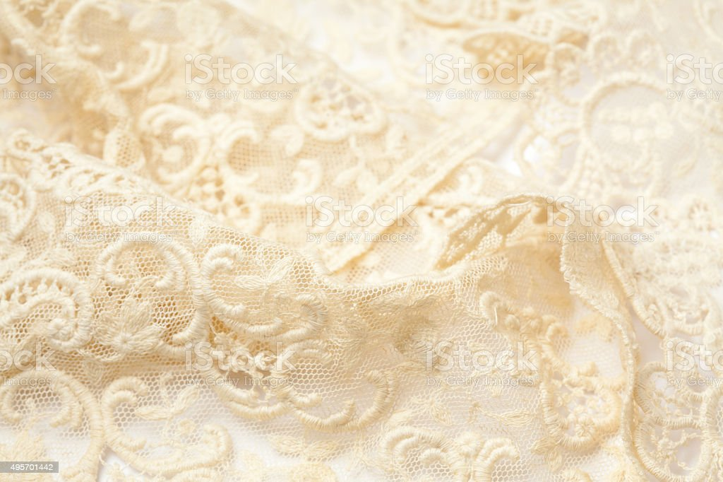 Lace stock photo