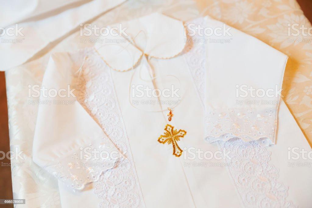 Geschnürte Kleid Für Die Taufe Elegantes Outfit Für Kleines