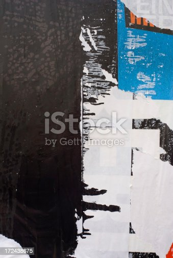 istock Lacerated Posters 172438675