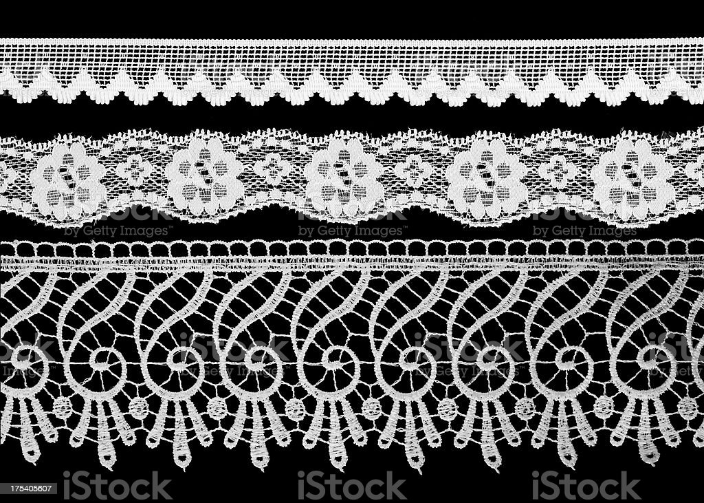 Laces stock photo