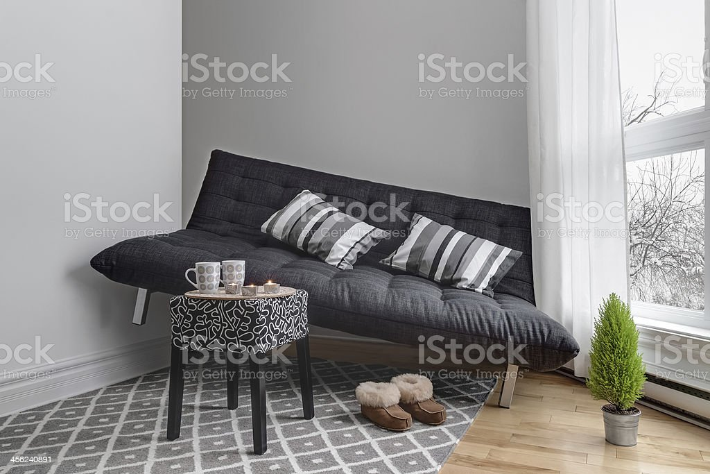 Lack of space stock photo