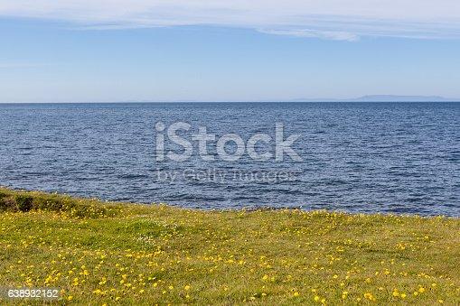 istock Laconic Iceland landscape. 638932152