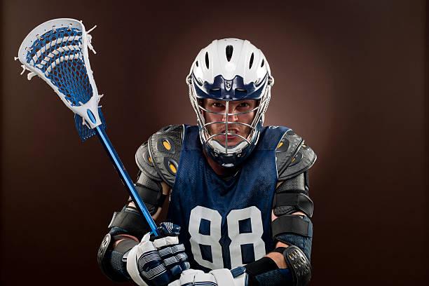 lacross player, xxxl obraz - lacrosse zdjęcia i obrazy z banku zdjęć