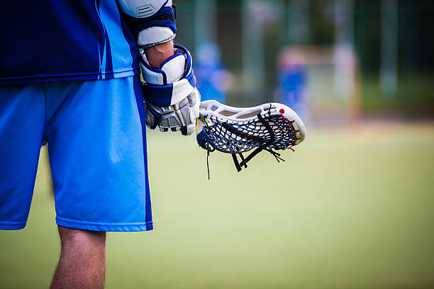 lacrosse - high school sports stock pictures, royalty-free photos & images