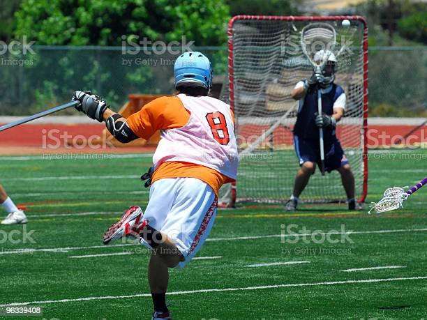 Lacrosse Shooter - zdjęcia stockowe i więcej obrazów Lacrosse