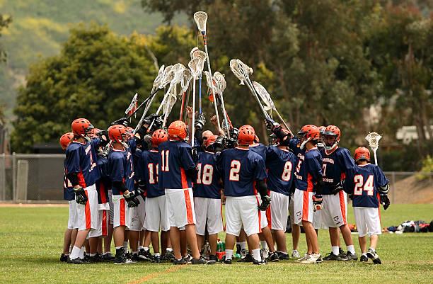 lacrosse ducha zespołu - lacrosse zdjęcia i obrazy z banku zdjęć