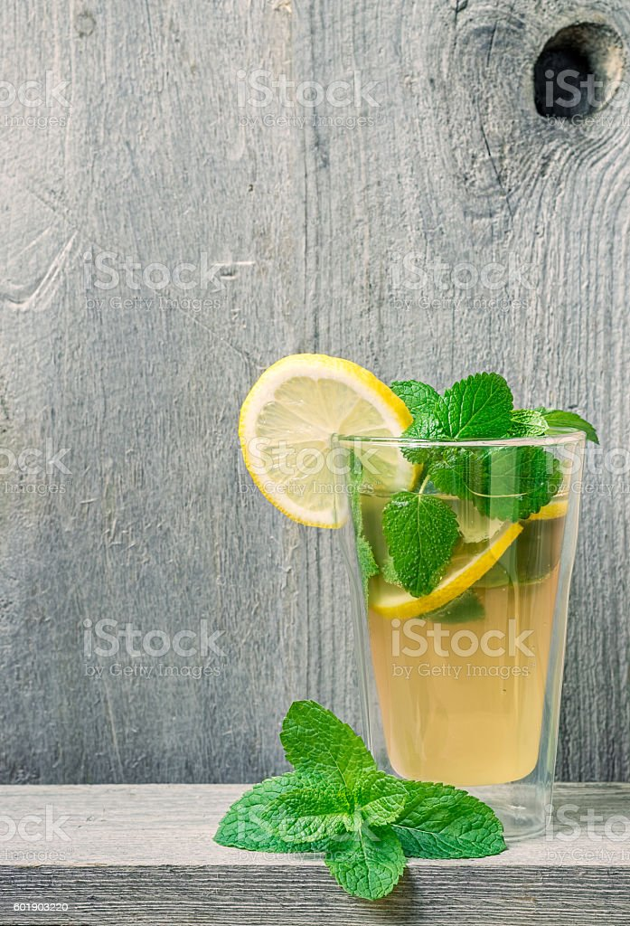 Lacto-fermented Soft Drink stock photo