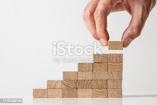 452598975 istock photo Ladder of success 1179166743