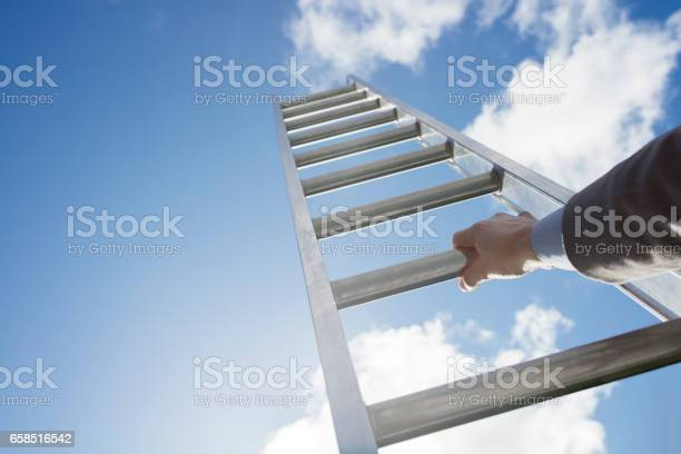 Photo of Ladder of success