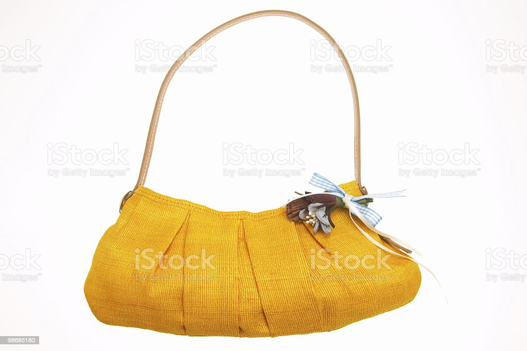 ladies bag 2 royalty-free stock photo