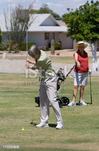 istock Ladies Golf League 172202928