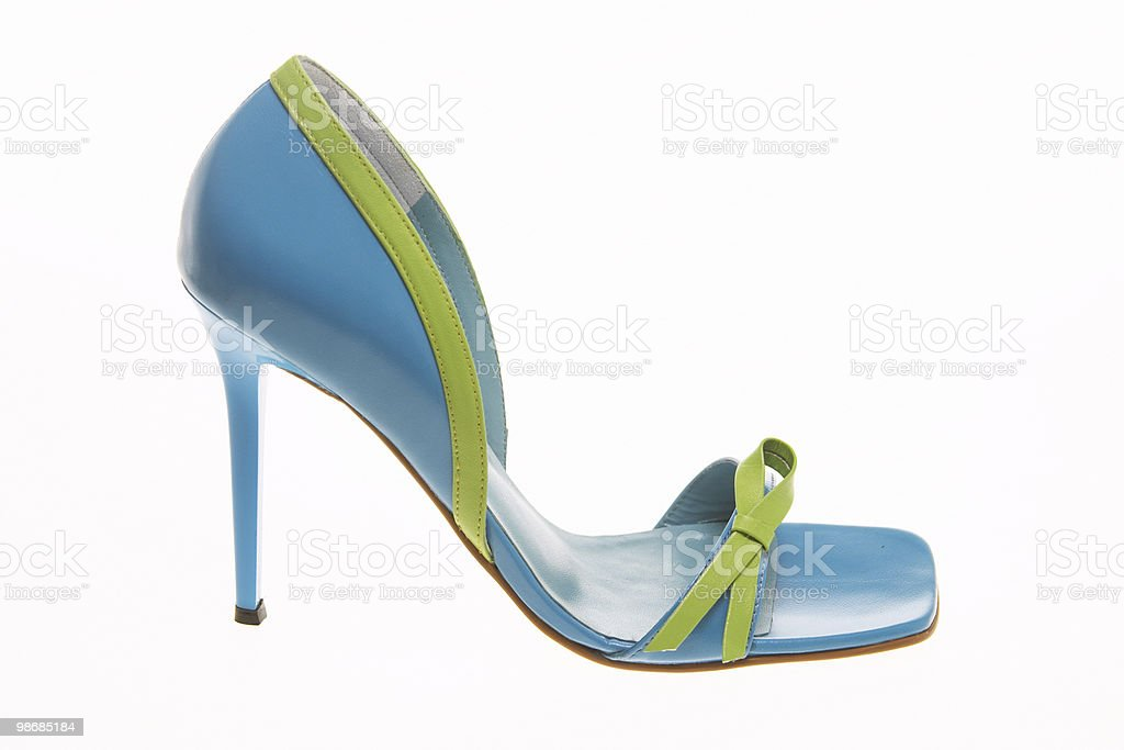 ladies scarpa 1 foto stock royalty-free