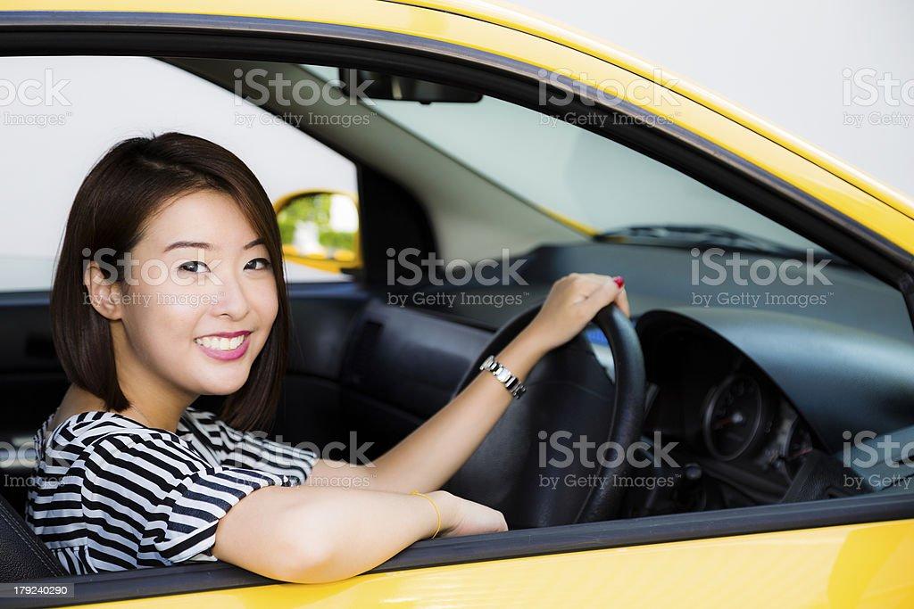 Pakistani actres asian lady driving
