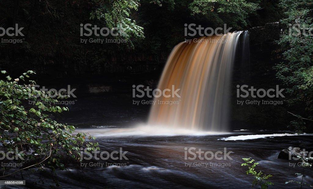 Lady Falls stock photo