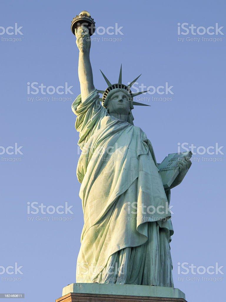 Lady Liberty liberdade foto royalty-free