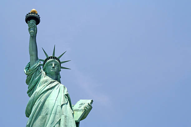 Lady Liberty - New York # 3 stock photo