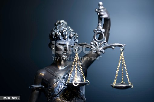 824305956istockphoto Lady of Justice or Themis (Symbol of justice) 935978970
