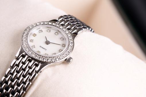 istock Lady Watch 502420466