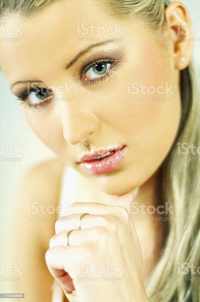 Lady's Portrait - Royalty-free Adult Stock Photo