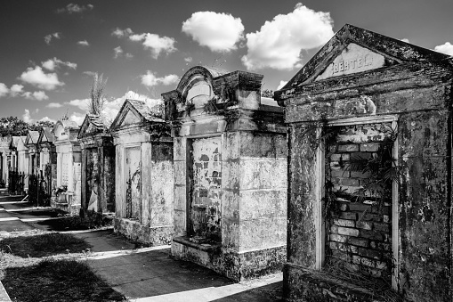 Lafayette No. 1 Cemetery