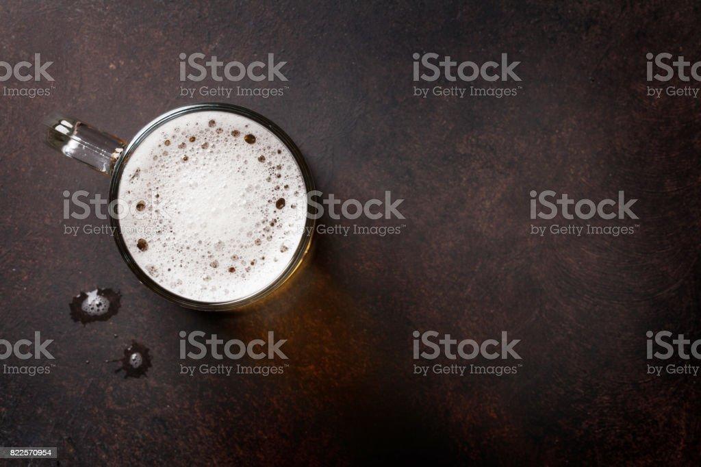 Lager-Bier Becher – Foto