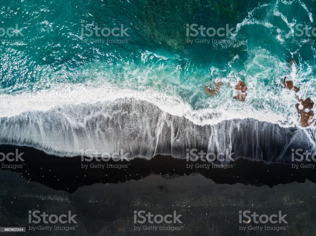 Lago de los clicos stock photo