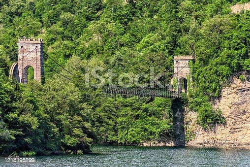 Lago di Corlo,Ponte della vittoria