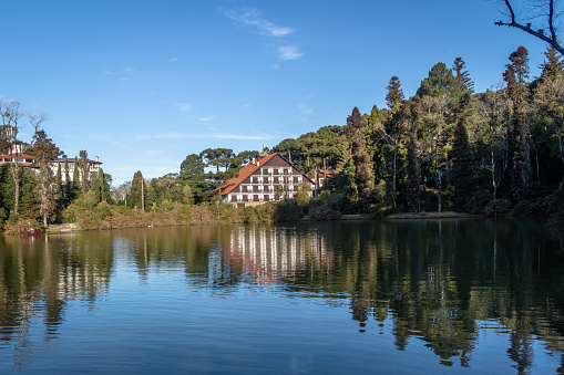 Lago Negro (Black Lake)  - Gramado, Rio Grande do Sul, Brazil