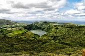 istock Lagoon Case (FLORES-Azores) 1284127466