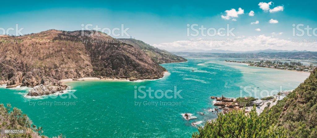 Lagune von Knysna – Foto