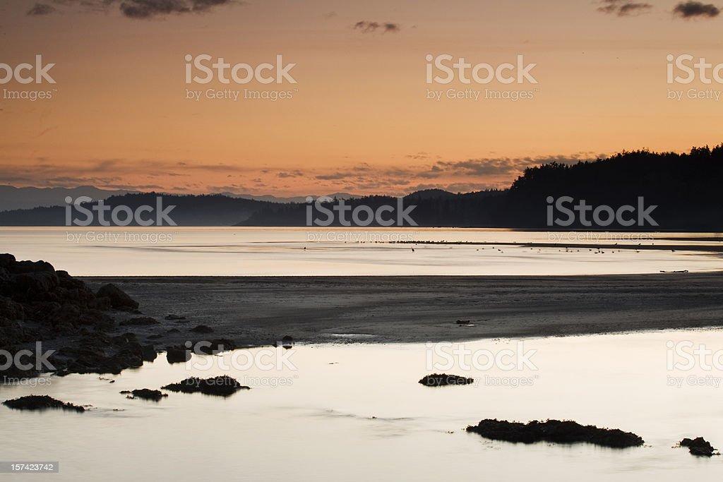 Lagoon royalty-free stock photo