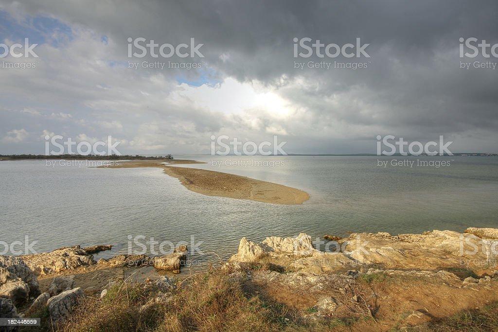 Laguna - foto stock