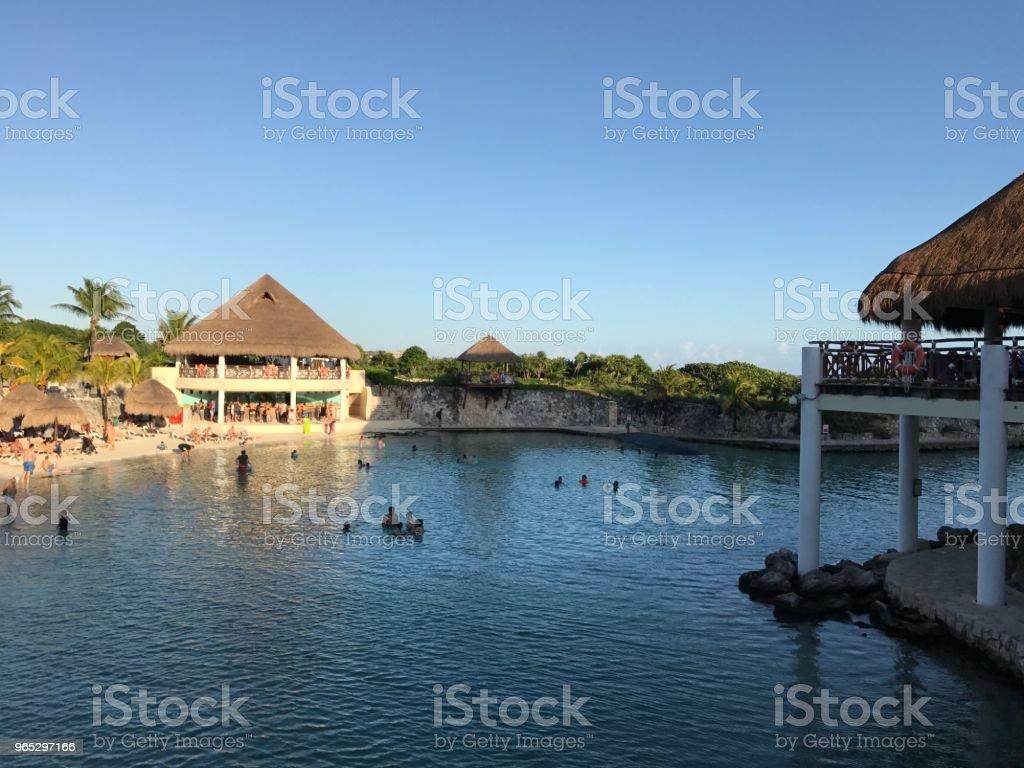 Lagoon zbiór zdjęć royalty-free