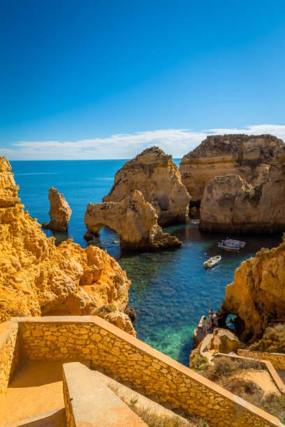 Ponta da Piedade in Lagos Algarve – Foto