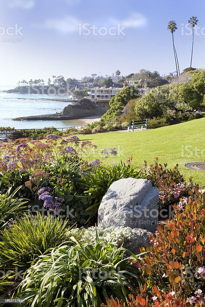 Laguna Beach - California royalty-free stock photo