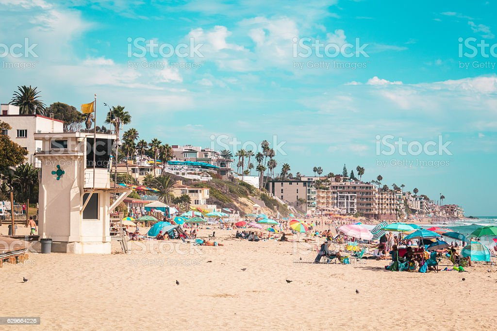 Laguna Beach-Stan Kalifornia – zdjęcie