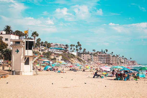laguna beach, california - badvaktshytt bildbanksfoton och bilder