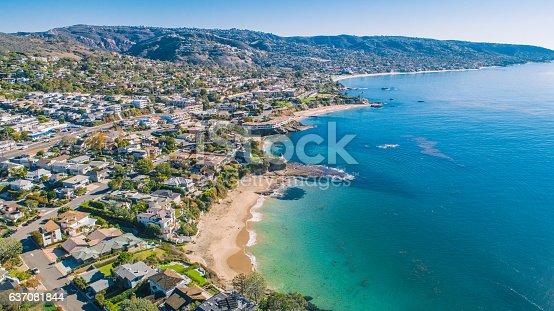 istock Laguna Beach, Orange County (Southern California) 637081844