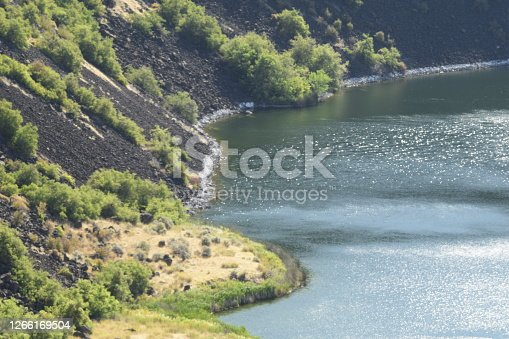 Sun Lakes-Dry Falls State Park, Coulee City, Washington, USA